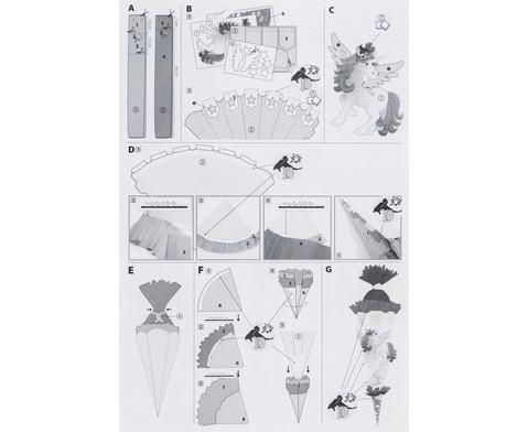 Schultueten-Komplett-Sets verschiedene Motive-13
