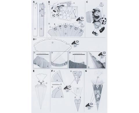 Schultueten-Komplett-Set Motiv waehlbar-7