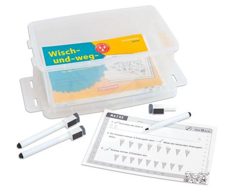 Wisch-und-weg-Karten Mathematik-Set-3