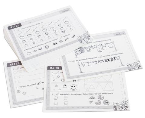 Wisch-und-weg-Karten Mathematik-Set-5
