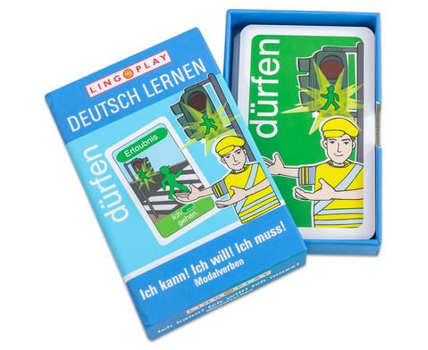 Deutsch lernen - Modalverben-2