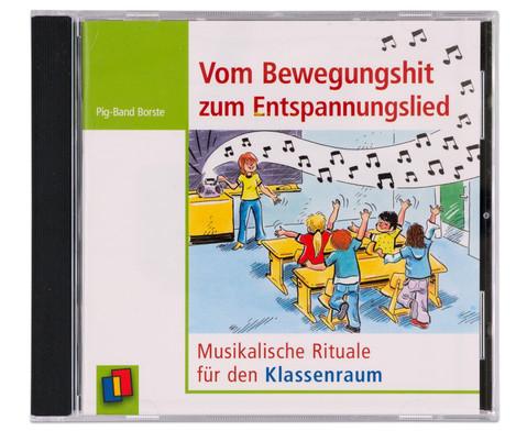 CD - Vom Bewegungshit zum Enspannungslied-1
