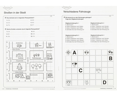 Orientierung und Kartenkunde-2