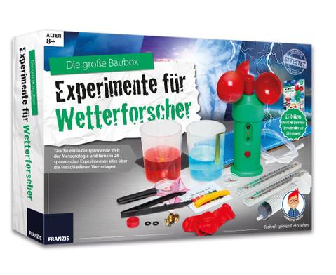Die grosse Baubox Experimente fuer Wetterforscher-1