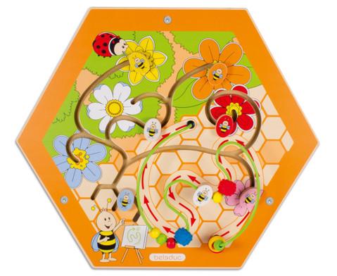 Wandelemente Bienenstock-7
