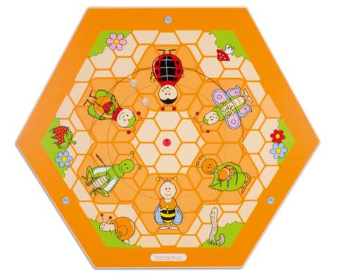 Wandelemente Bienenstock-11