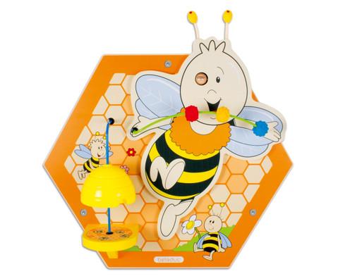 Wandelemente Bienenstock-9