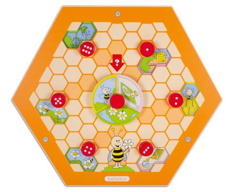 Wandelemente Bienenstock-10