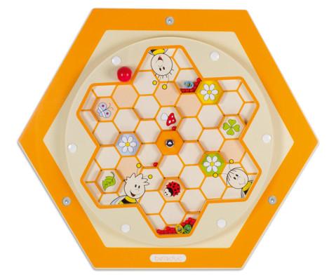 Wandelemente Bienenstock-12