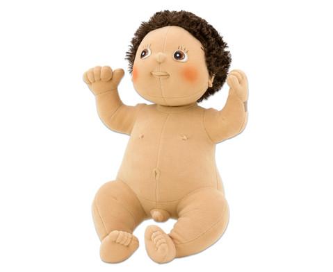 Stoffpuppe Rubens Baby-4
