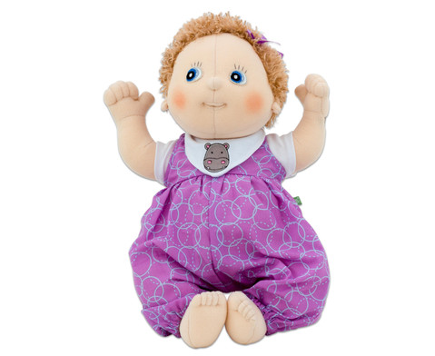 Stoffpuppe Rubens Baby-8