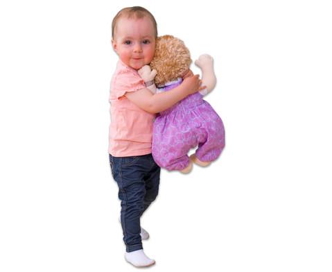 Stoffpuppe Rubens Baby-9