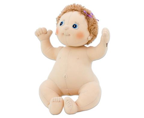 Stoffpuppe Rubens Baby-5