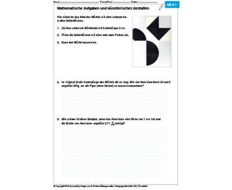 Interaktive Tafelbilder Mathematik und konkrete Kunst-9