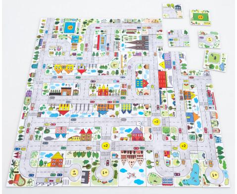 Stadt Spiel Legespass-2