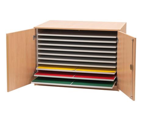 Papierschrank Papersafe Modell C
