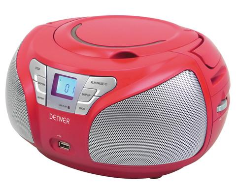 CD-Player TCU-206-10