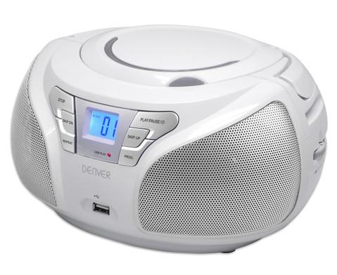 CD-Player TCU-206-9