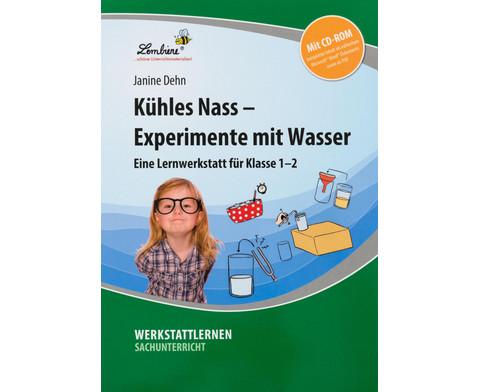 Lernwerkstatt Kuehles Nass - Experimente mit Wasser-1