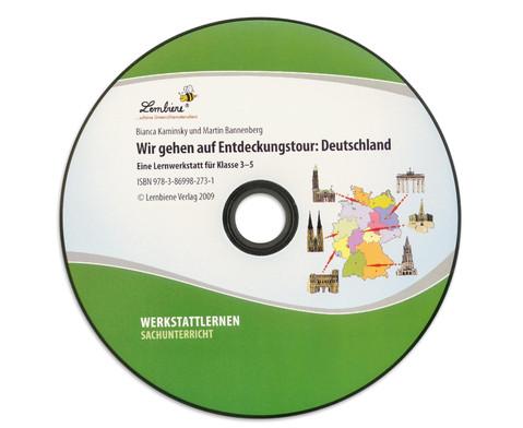 Lernwerkstatt Wir gehen auf Entdeckungstour Deutschland-2