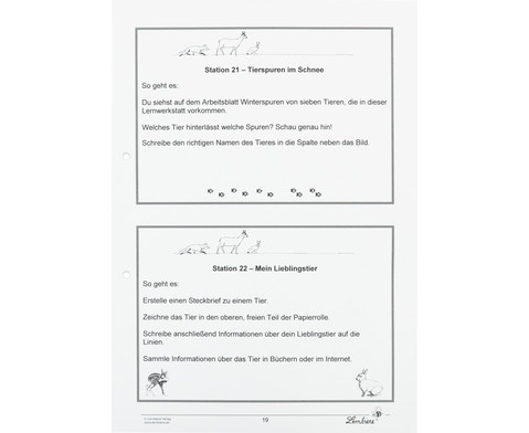 Lernwerkstatt Tiere im Winter-5