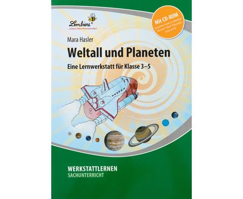 Lernwerkstatt Weltall und Planeten