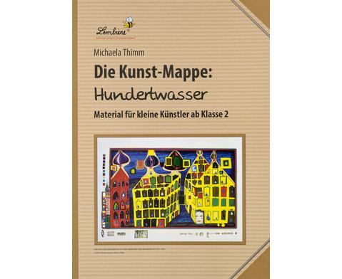 Die Kunst-Mappe Hundertwasser