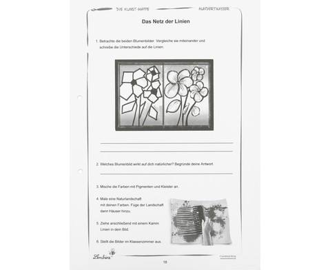 Die Kunst-Mappe Hundertwasser-5