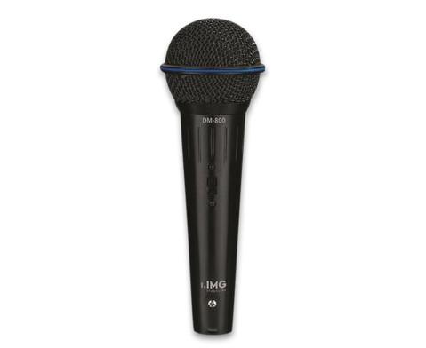 Dynamisches Mikrofon DM-800-1