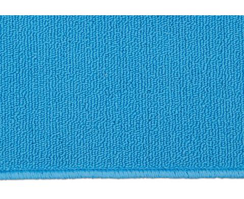 Kurzflor-Teppich rund  2m-8