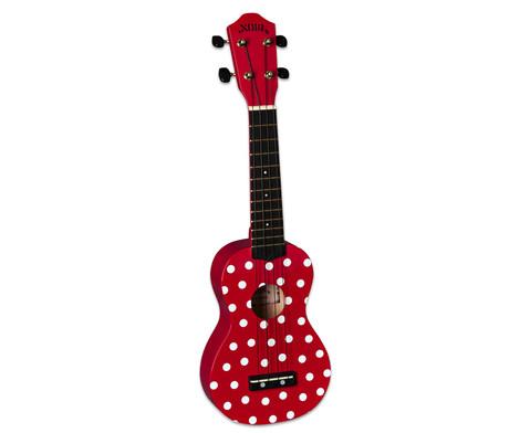 Ukulele Baton Rouge Ladybug-1