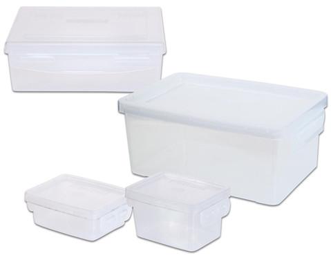 Betzold Aufbewahrungsboxen-Set 4-tlg