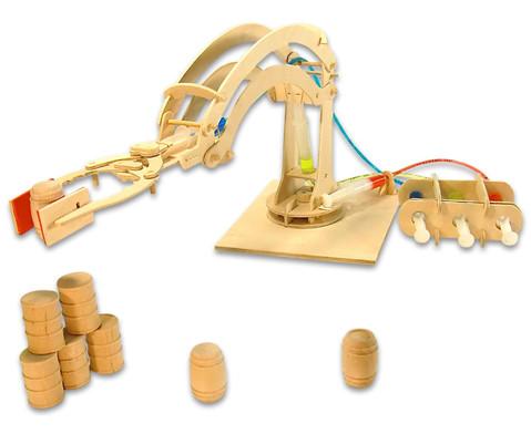 Betzold Roboter-Arm hydraulisch