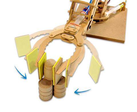 Roboter-Arm hydraulisch-2
