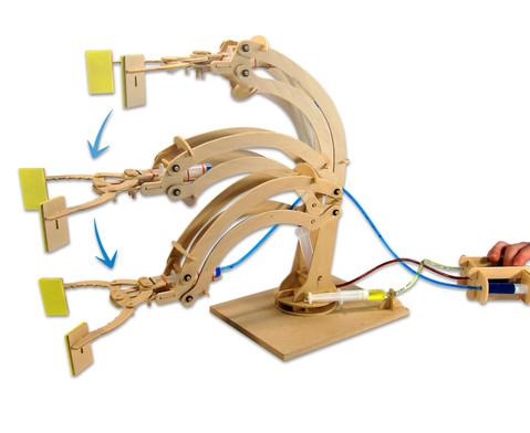 Roboter-Arm hydraulisch-4
