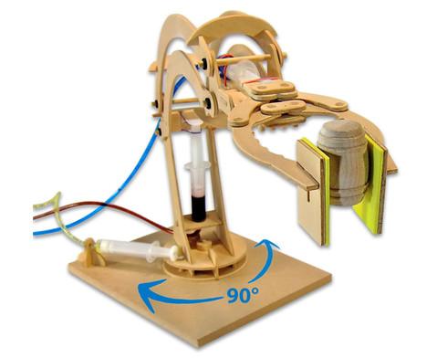Roboter-Arm hydraulisch-5