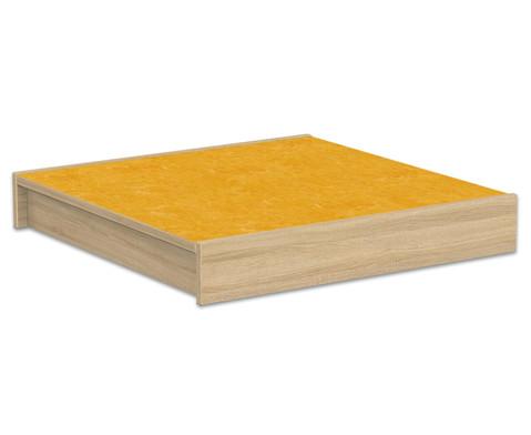 Podest - Quadrat 75x75cm