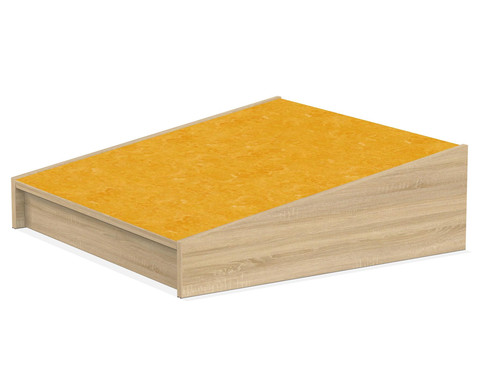 Podest - UEbergangsrampe 75x75 cm