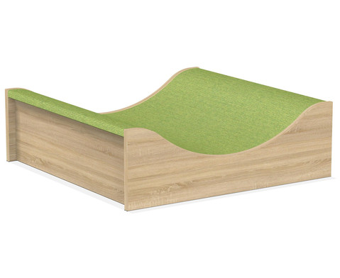 Podest - Senke 75x75 cm