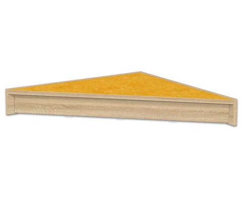Podest - Dreieck 75x75cm