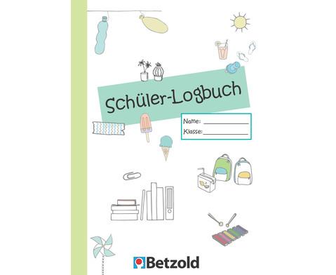 Betzold Schueler-Logbuch