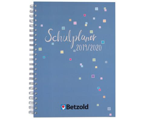 Betzold Design-Schulplaner 2019-2020 Ringbuch DIN A4