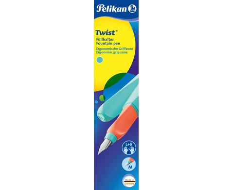 Pelikan Twist Schreibgeraete Spearmint-6