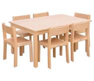 Betzold Möbel-Set Ortho, 7-teilig