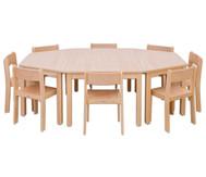 Betzold Möbel-Set Batur, 11-teilig