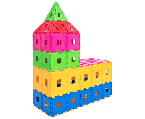 Xeo Geometriebaukasten Klassensatz-6