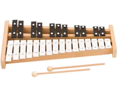 Betzold Musik Glockenspiel sopran chromatisch