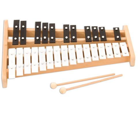 Betzold Musik Glockenspiel alt chromatisch