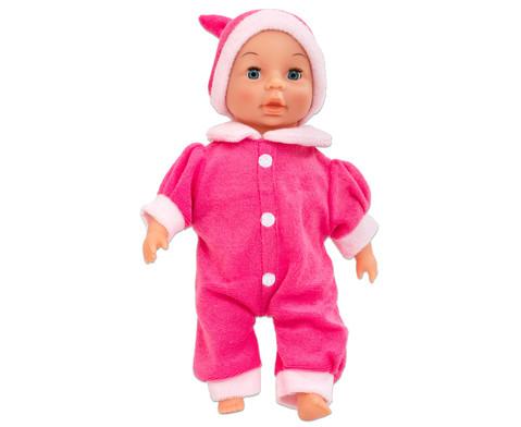 Puppe Mia mit Schlafaugen 28 cm