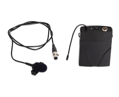 TLS Lavalier-Mikrofon inkl Taschensender